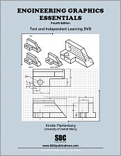 engineering graphics essentials 4th ed rh engineeringessentials com Engineering Drawing and Design Engineering Drawings Examples